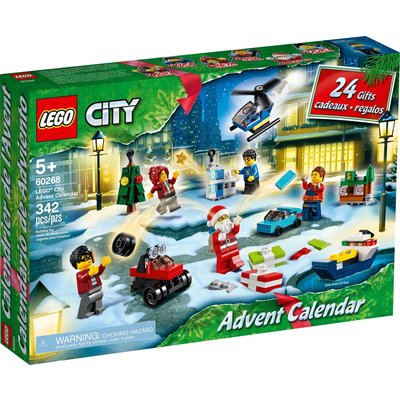 LEGO LEGO CITY ADVENT CALENDAR 2020