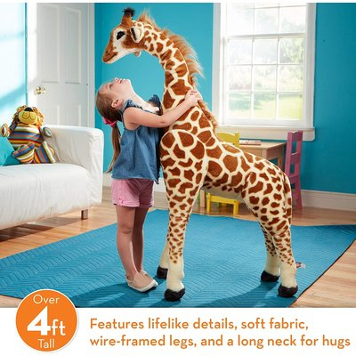 MELISSA AND DOUG LARGE GIRAFFE