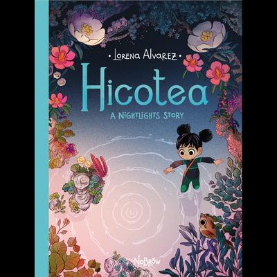 NOBROW PUBLISHING NIGHTLIGHTS 2 HICOTEA HB ALVAREZ
