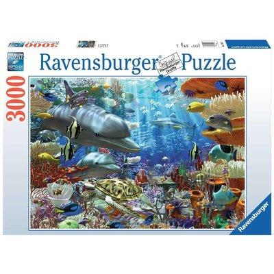 RAVENSBURGER USA OCEANIC WONDERS 3000 PIECE