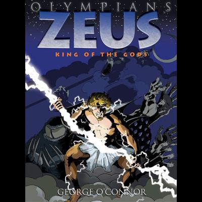 MACMILLIAN OLYMPIANS: ZEUS KING OF GODS