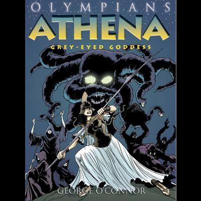 MACMILLIAN OLYMPIANS 2: ATHENA GREY-EYED GODDESS