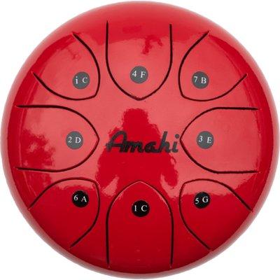 AMAHI UKULELES STEEL TONGUE DRUM