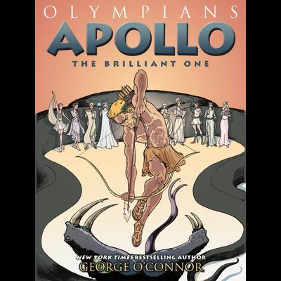 MACMILLIAN OLYMPIANS 8 APOLLO BRILLIANT ONE PB OCONNOR
