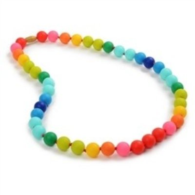 CHEWBEADS CHEWBEADS CHRISTOPHER NECKLACE RAINBOW