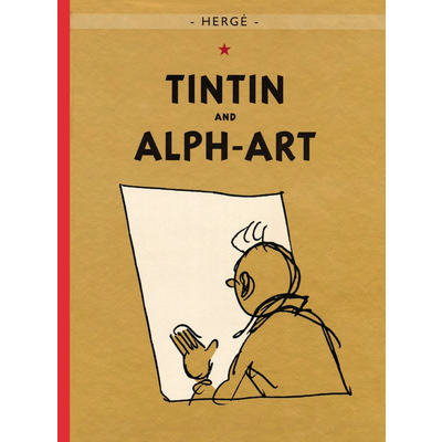 HACHETTE BOOK GROUP TINTIN 23 ALPHA ART PB HERGE