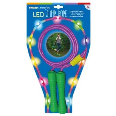 HEARTHSONG / EVERGREEN LED JUMP ROPE