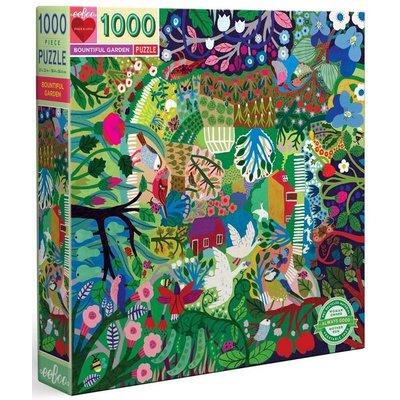 EEBOO BOUNTIFUL GARDEN PUZZLE 1000 PC