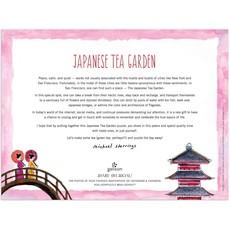 GALISON JAPANESE TEA GARDEN 300 PIECE