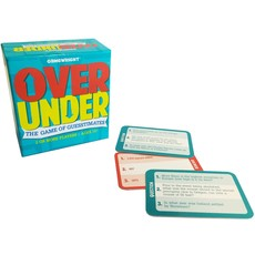 CEACO/ BRAINWRIGHT/ GAMEWRIGHT OVER UNDER PARTY GAME*
