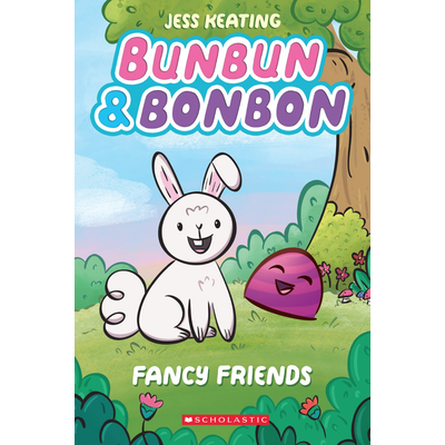 GRAPHIX BUN BUN & BON BON 1 FANCY FRIENDS PB KEATING