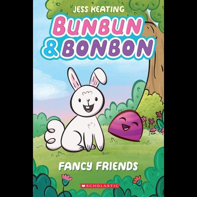 GRAPHIX BUN BUN & BON BON 1: FANCY FRIENDS