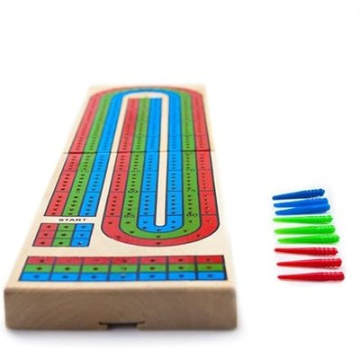 PRESSMAN / GOLIATH / JAX   GAMES CRIBBAGE