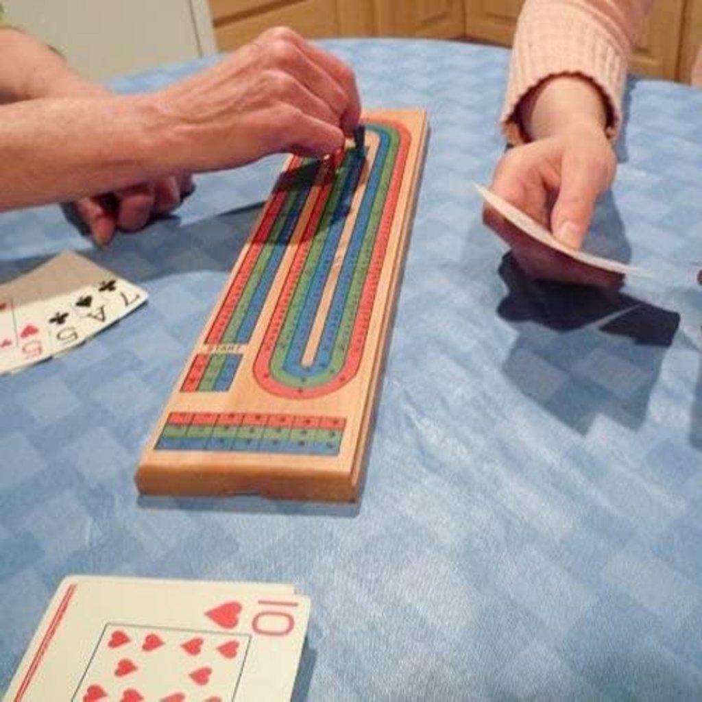 PRESSMAN / GOLIATH / JAX   GAMES CRIBBAGE