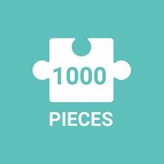 GALISON MICHAEL STORRINGS JAZZ 1000 PIECE