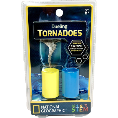NATIONAL GEOGRAPHIC KIDS DUELING TORNADOES