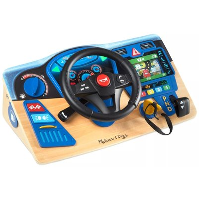 MELISSA AND DOUG VROOM & ZOOM INTERACTIVE DASHBOARD