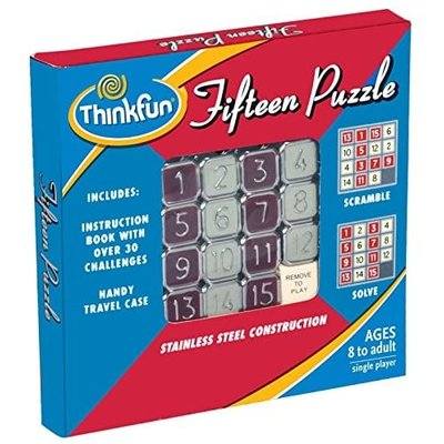 THINK FUN FIFTEEN PUZZLE