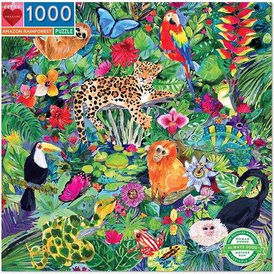 EEBOO AMAZON RAINFOREST 1000 PIECE