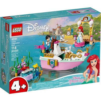 LEGO ARIEL'S CELEBRATION BOAT