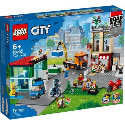 LEGO TOWN CENTER