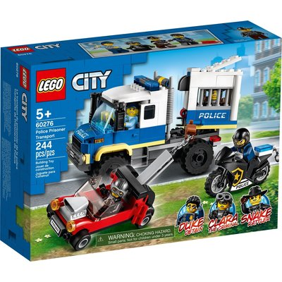 LEGO POLICE PRISONER TRANSPORT