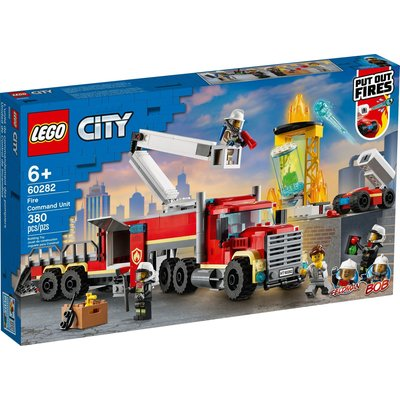 LEGO FIRE COMMAND UNIT