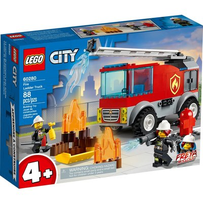 LEGO FIRE LADDER TRUCK