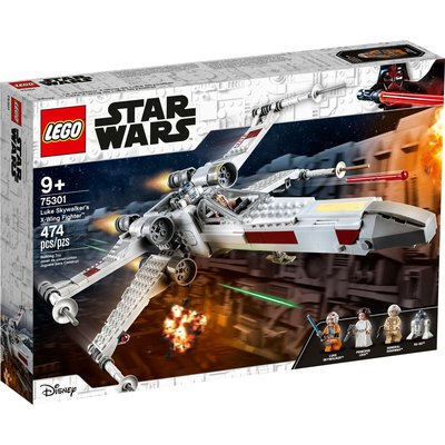 LEGO LUKE SKYWALKER'S X-WING FIGHTER
