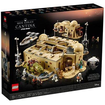 LEGO MOS EISLEY CANTINA