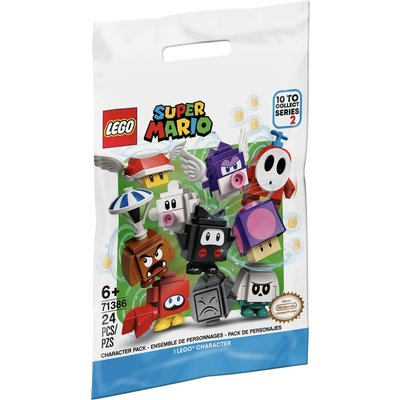 LEGO SUPER MARIO CHARACTER PACKS SERIES 2