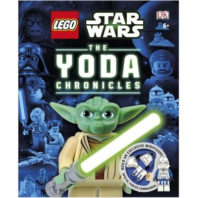 DK PUBLISHING LEGO STAR WARS YODA CHRONICLES