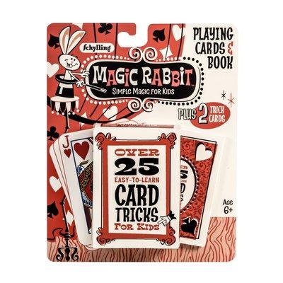 SCHYLLING ASSOCIATES MAGIC CARD TRICKS