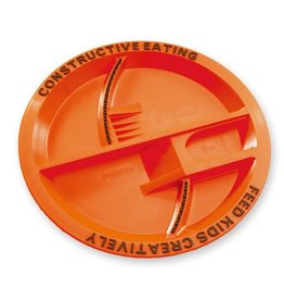 CONSTRUCTIVE EATING CONSTRUCTION PLATE*