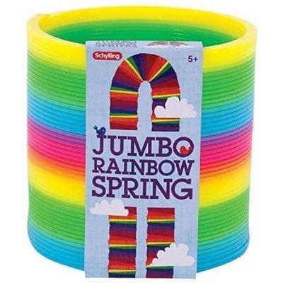 SCHYLLING ASSOCIATES JUMBO RAINBOW SLINKY