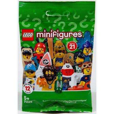 LEGO LEGO MINIFIGURES SERIES 21