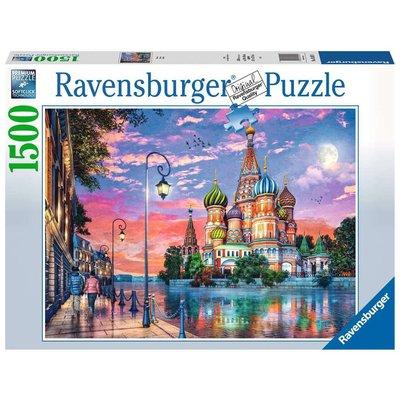 RAVENSBURGER USA MOSCOW 1500 PIECE