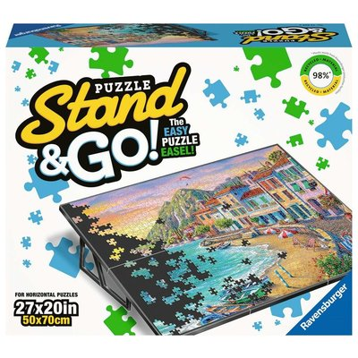 RAVENSBURGER USA PUZZLE STAND & GO