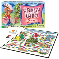 WINNING MOVES CANDY LAND