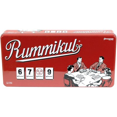 RUMMIKUB RETRO TIN