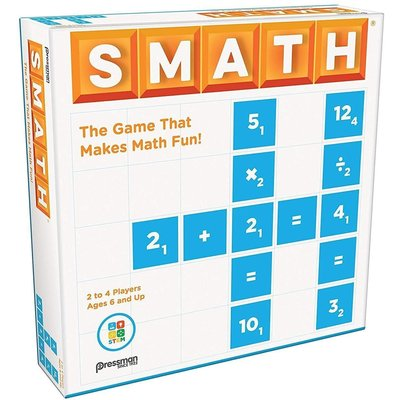 PRESSMAN / GOLIATH / JAX   GAMES SMATH