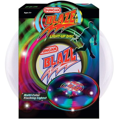 DUNCAN TOYS BLAZE LIGHT UP DISC