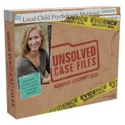 PRESSMAN / GOLIATH / JAX   GAMES UNSOLVED CASE FILES