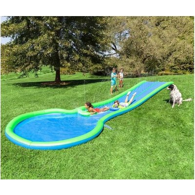 HEARTHSONG / EVERGREEN ULTIMATE DUAL WATER SLIDE