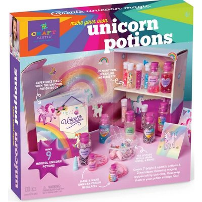 CRAFT-TASTIC CRAFT-TASTIC MAKE YOUR OWN UNICORN POTIONS