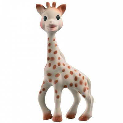 CALISSON, INC SOPHIE GIRAFFE RUBBER