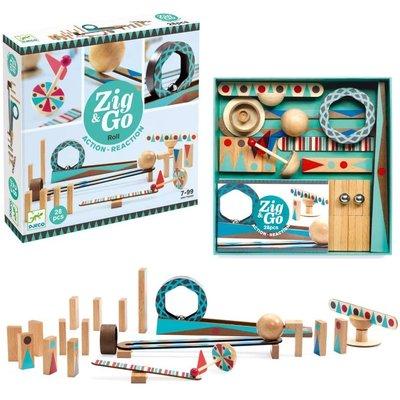 ZIG & GO ZIG & GO ROLL 28 PCS