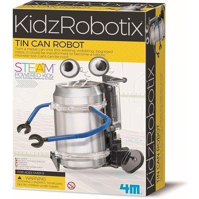 TOYSMITH TIN CAN ROBOT