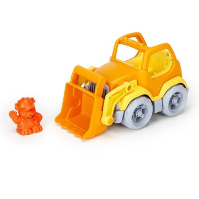 GREEN TOYS RECYCLED SCOOPER CONSTRUCTION TRUCK