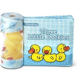 MELISSA AND DOUG THREE LITTLE DUCKIES BATH BOOK
